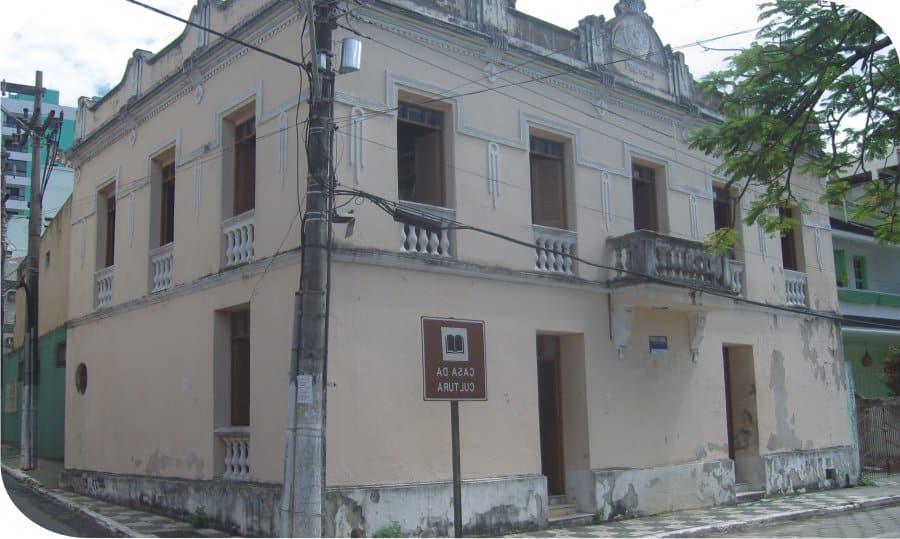 Casa da Cultura. Foto: Divulgação.