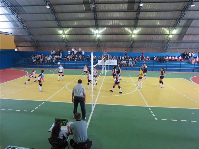 Alfredo Chaves terá representantes no vôlei. Foto: ASCOM/Prefeitura de Alfredo Chaves.