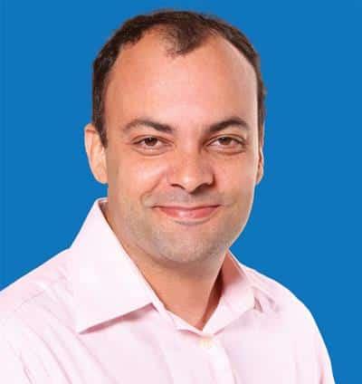 Gedson é o autor da lei. Foto: Divulgação.