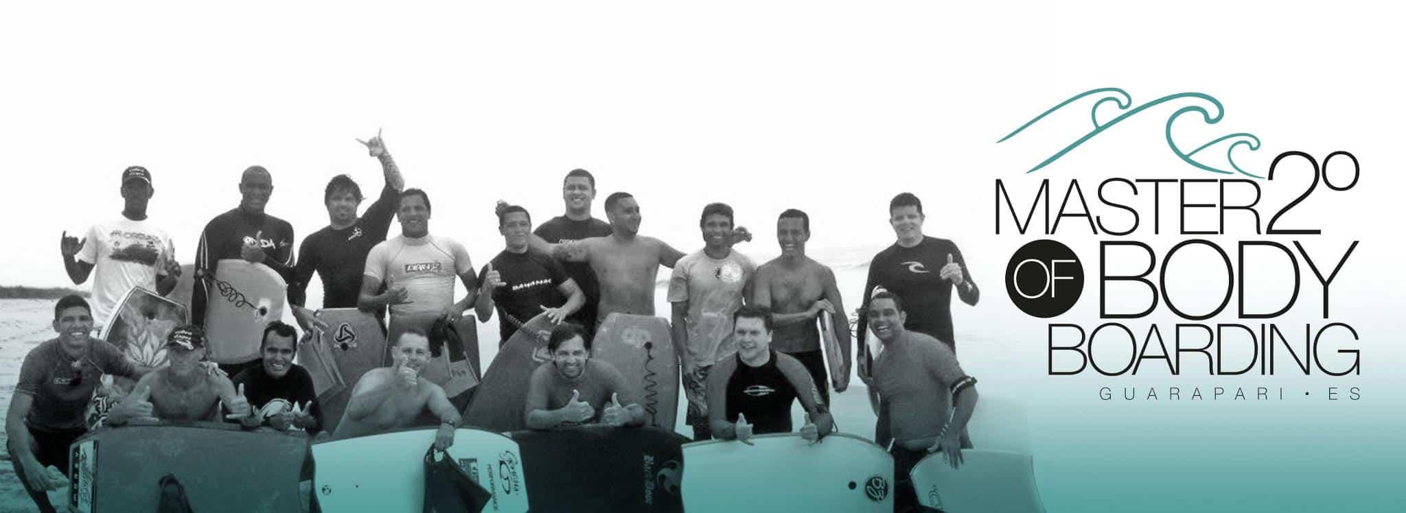 Os bodyboarders e amantes do surfe que já passaram um pouco da idade vão se reunir. Foto: Divulgação.