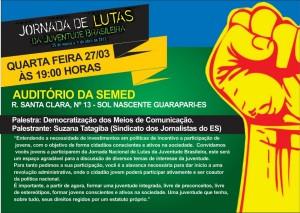 Assim, mais de 20 movimentos se reuniram, em Brasília e lançaram o Manifesto que norteará as ações da Jornada ao redor do país.