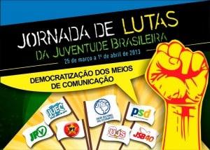 A Jornada Nacional de Lutas da Juventude surge da vontade de promover pautas mais amplas dos movimentos sociais de juventude .