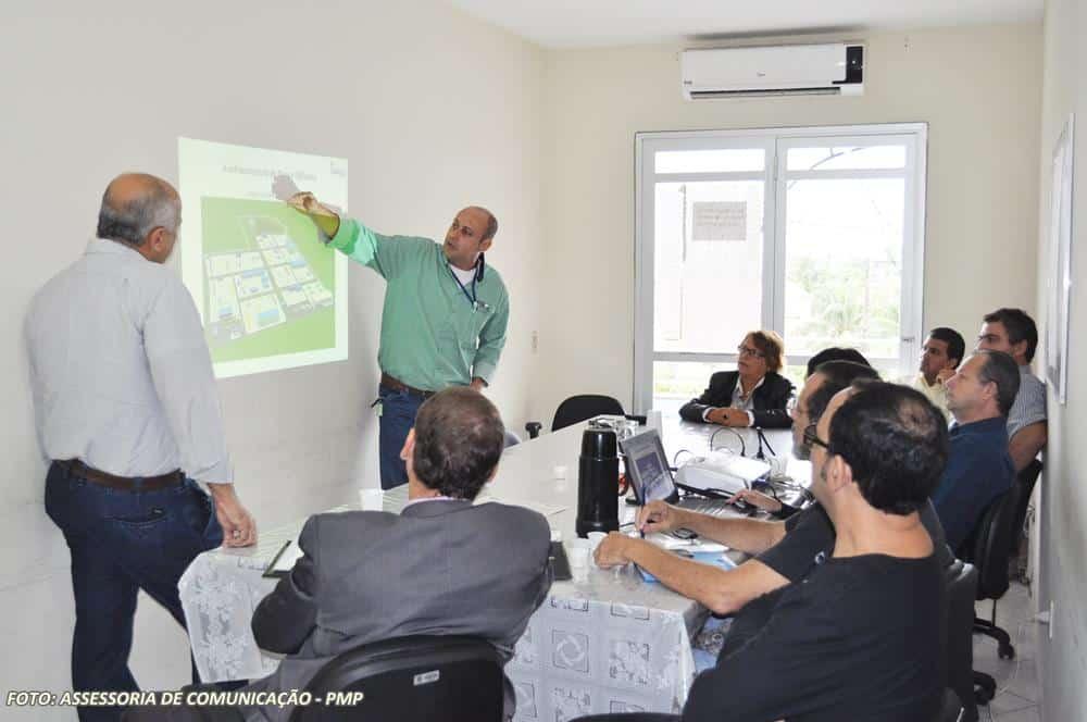 A Itaoca Offshore mostrou os investimentos que vem fazendo. Foto: ASCOM/Prefeitura de Piúma.