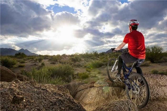 Montanhas estão no trajeto que os atletas irão percorrer. Foto: ASCOM/Prefeitura de Alfredo Chaves.