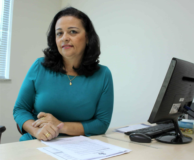 Aurelice estaria sendo cotada para a Secretaria de Saúde. Foto: Arquivo Pessoal.