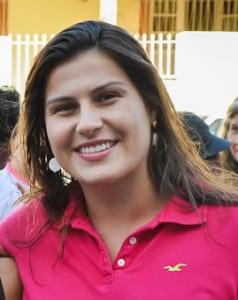 vereadora Fernanda.