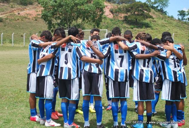 110 jogadores estão de fora do campeonato. Foto: ACOM/Prefeitura de Guarapari