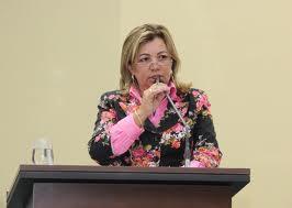 Dalva da Matta (PDT) é a presidente da Casa. Foto: ACOM/Câmara de Anchieta.