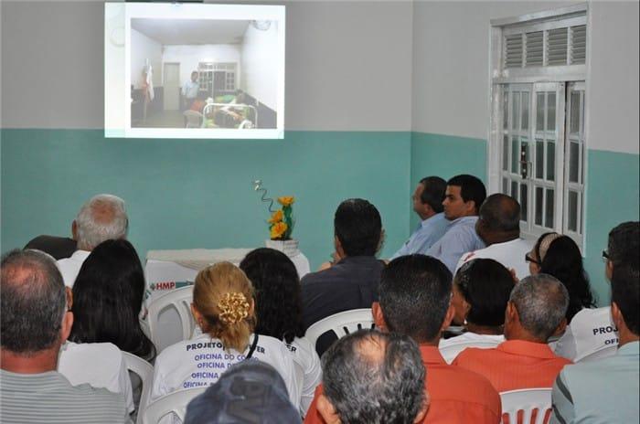 O evento reuniu a sociedade civil organizada. Foto: ACOM/Prefeitura de Piúma.