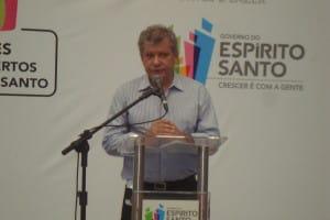 Prefeito Orly Gomes (DEM) disse estar satisfeito com a parceria entre governos.