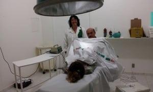 Dr. Eugênio Zanon, atende também na Unidade de Saúde Básica Portinho/Santa Rita.