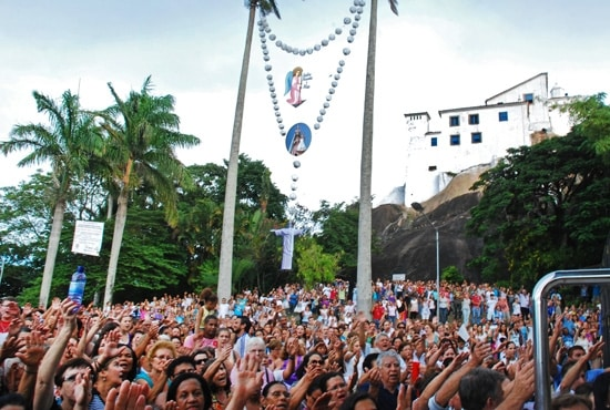Mais de 700 policiais farão a segurança do evento. Foto: Arquivo institucional.