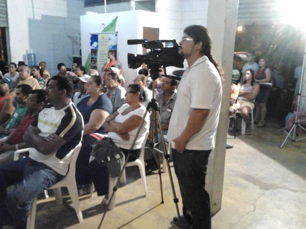 Aproximadamente 80 pessoas compareceram ao evento. Foto: Wilcler Carvalho.