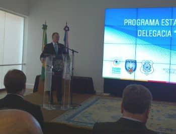 Governo anunciou o programa. Foto: Folha Vitória.
