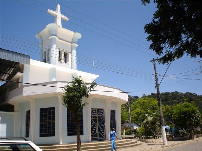 Programação religiosa é destaque. Foto: SECOM/Alfredo Chaves.
