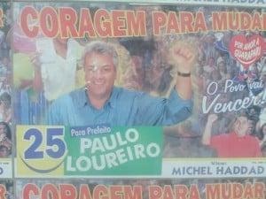 Elect.PauloLoureiro.affiche