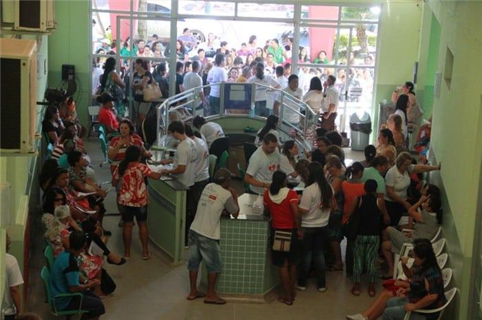 Objetivo do projeto é diminuir as filas de espera. Foto: ACOM/Prefeitura de Anchieta.