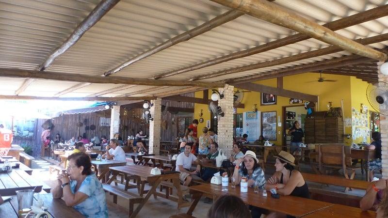 Restaurante - Foto: Renato Ferraz