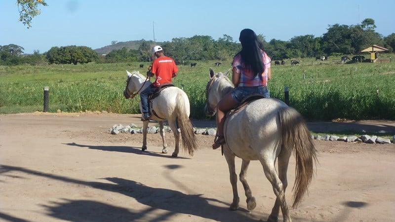Passeio de Cavalo - Foto: Renato Ferraz