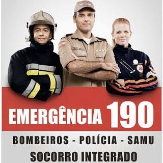 emergencia 190 1