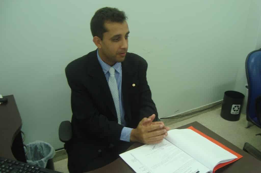 Delegado preferiu não citar nomes. Foto: Wilcler Carvalho Lopes.