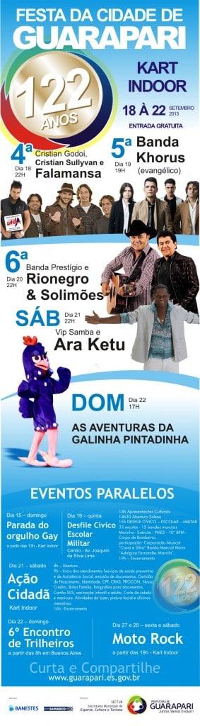 FESTA DA CIDADE 122 2013webmail