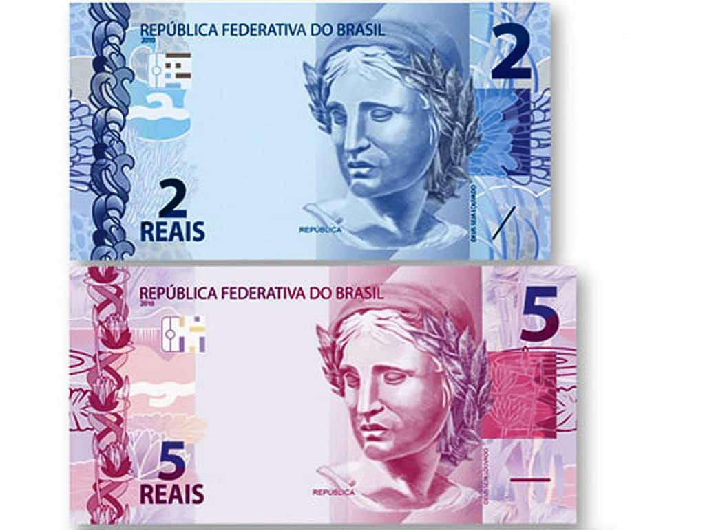 Algumas pessoas que já receberam as cédulas novas acharam que estavam recebendo notas falsas. Foto: Banco Central