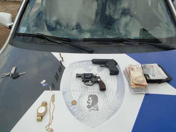Armas e drogas