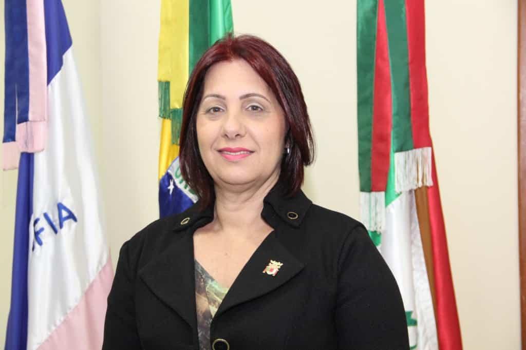 Terezinha é a nova presidente da Casa. Foto: Ascom/CMA.