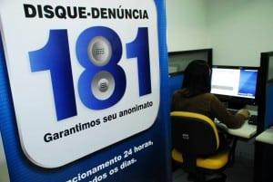 No mês de novembro, em que foram registradas 2.454 denúncias anônimas, mantendo a média mensal de 2.800 chamados. A Central do Disque-Denúncia já ultrapassa a marca de 31 mil denúncias anônimas no ano de 2013.