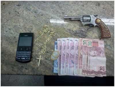 Armas dinheiro