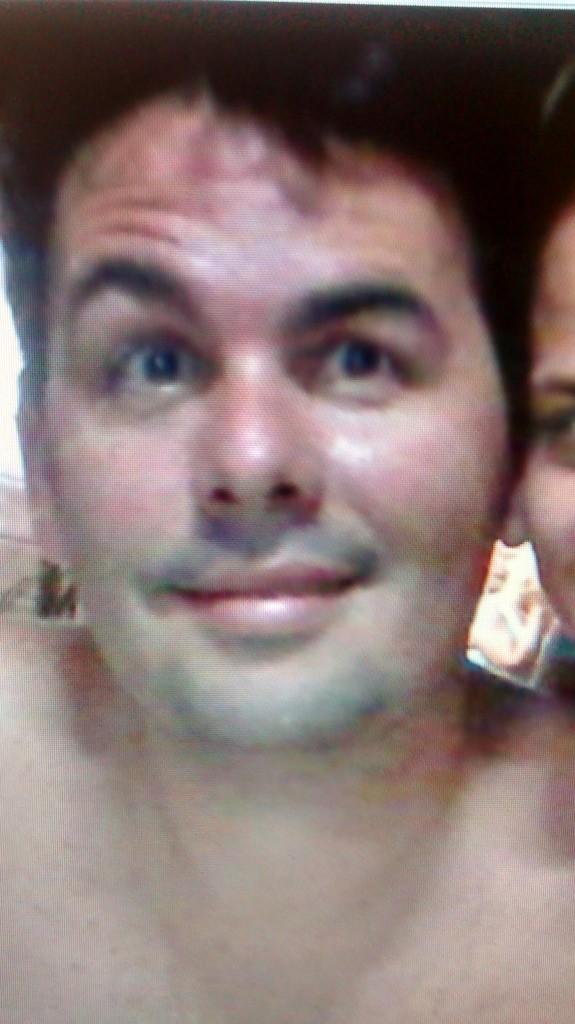 Ademar Ceolin Filho, vulgo Ademarzinho, está foragido. Foto: PCES.