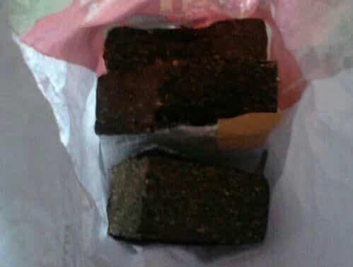 Fotos de drogas também foram encontrados em um dos celulares apreendidos