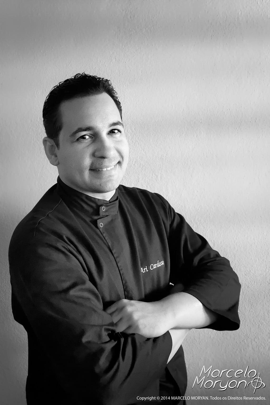 Chef Ari Cardoso