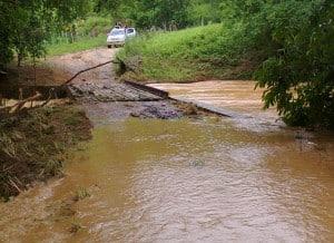 Localidade foi prejudicada pelas chuvas do fim de 2013. Procuradoria realizará reunião, nesta quarta-feira (5), com comunidade e órgãos públicos