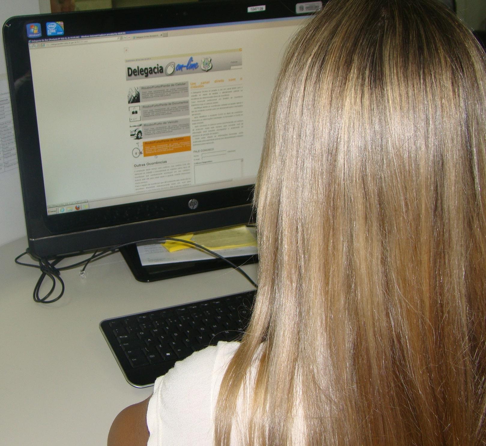delegacia online