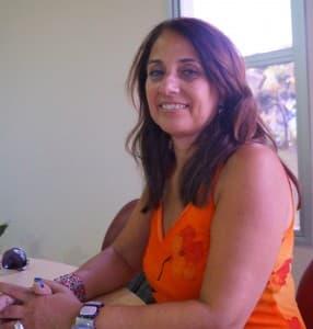 Raquel Gerde, presidente da ONG Transparência Guarapari.