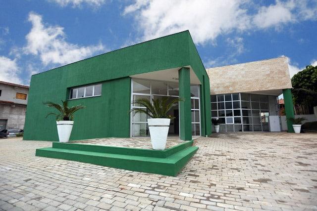 A Unidade de Saúde de Setiba foi inaugurada no ano passado. Foto: Divulgação.