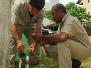 A Cesan encontrou 13 irregularidades e 19 estabelecimentos usando água de poço para consumo humano