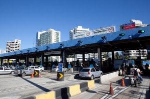 Com a decisão do Tribunal, a tarifa cobrada para carros continua em R$ 0,80.