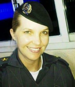 """""""Ser policial militar significa Servir e Proteger, e arriscamos nossa vida por isso""""."""