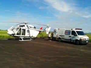 Foto: Núcleo de Operações e Transporte Aéreo