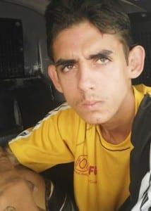 O rapaz de 19 anos já é conhecido pela Polícia local.