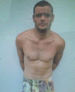 """Antônio Miranda Neto (34 anos), conhecido como """"Mirandinha""""."""