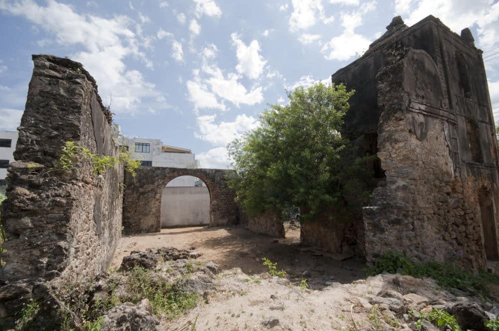A ruína é considerada Patrimônio Histórico Municipal, sendo instituído pela lei 1738, de 23 de dezembro de 1997.