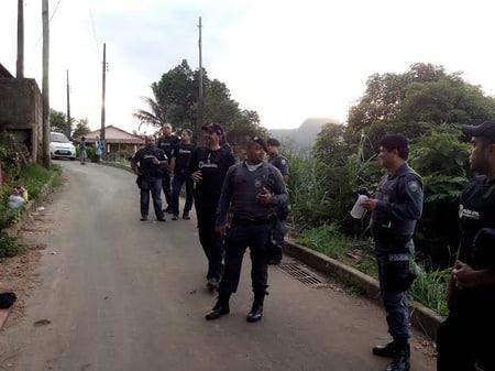 As ações aconteceram no bairro Nossa Senhora Aparecida, Córrego dos Monos, Baiminas, em Cachoeiro e na cidade de Piúma.