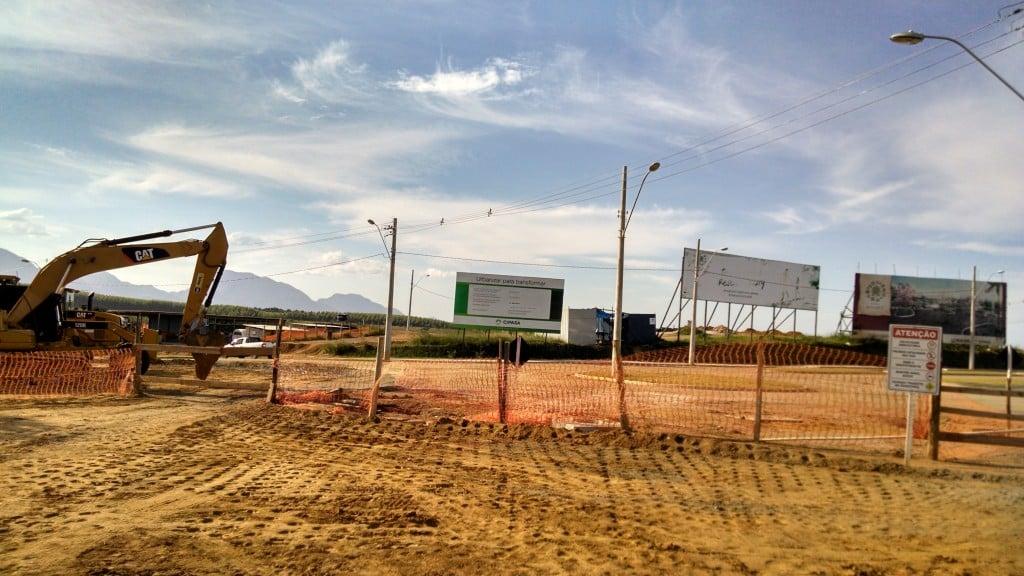 A região sul de Guarapari tem sido muito procurada para grandes investimentos imobiliários.