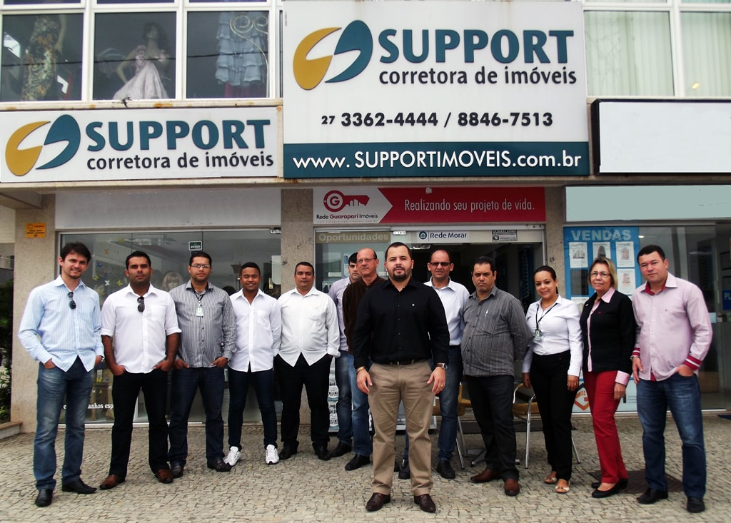 equipe Support Imoveis_