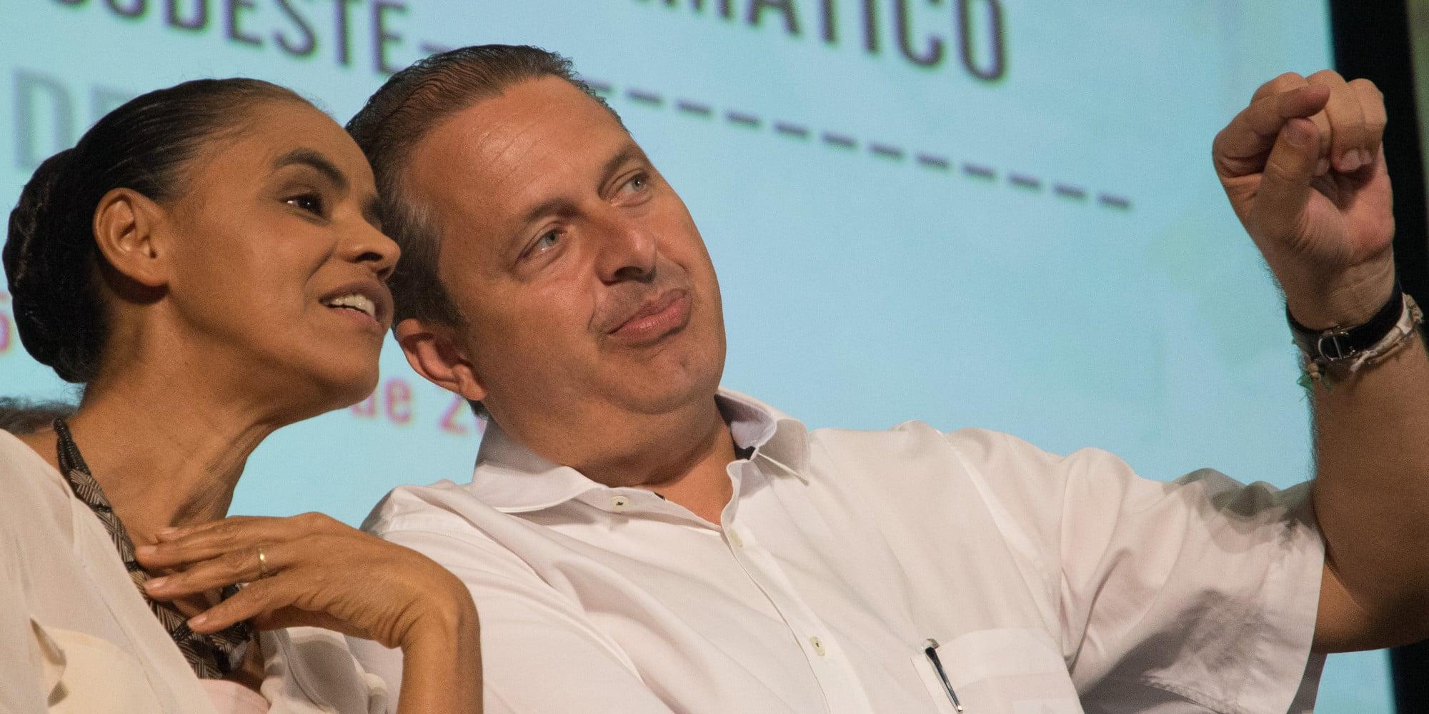 Eduardo Campos, candidato à Presidência da República pelo PSB, estava no avião que caiu, na manhã desta quarta-feira em Santos.