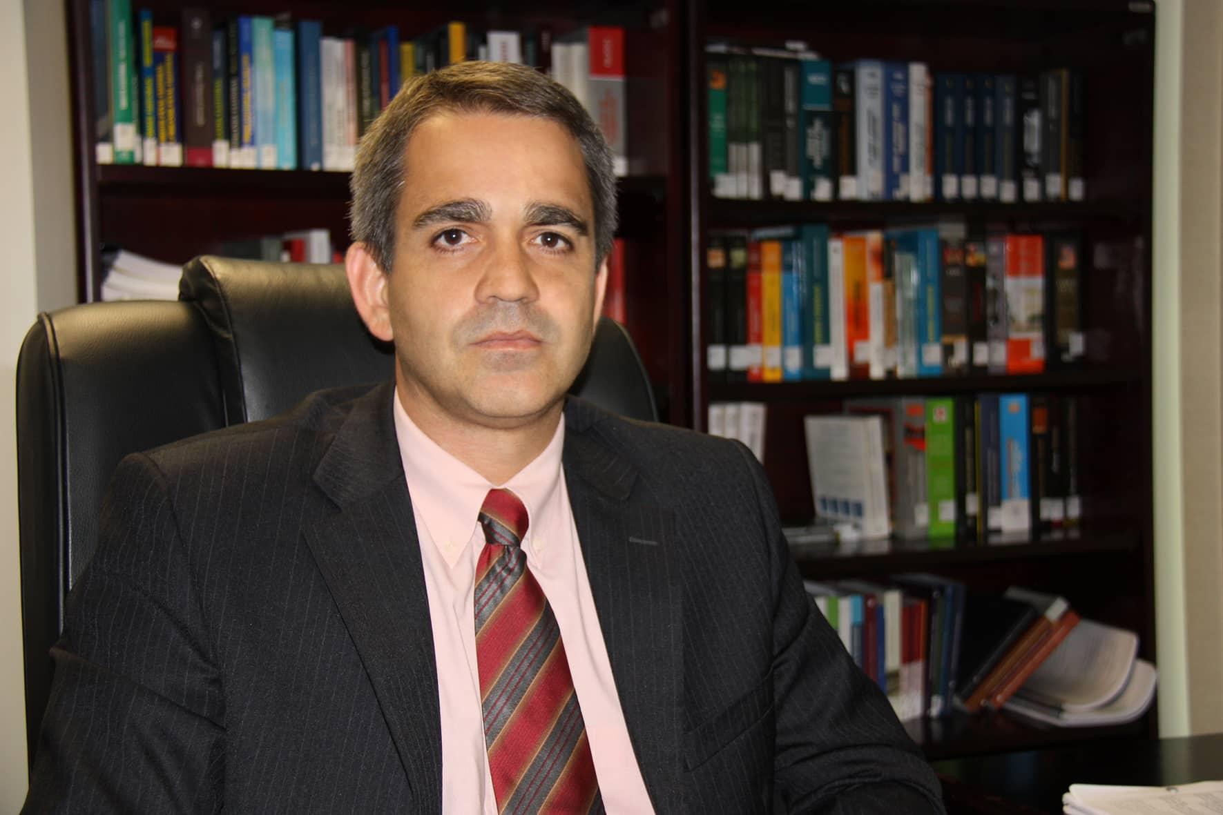 """Flávio Bhering ressalta: """"Acredito nas teses apresentadas, porque estão em consonância com a jurisprudência do Tribunal Superior Eleitoral."""